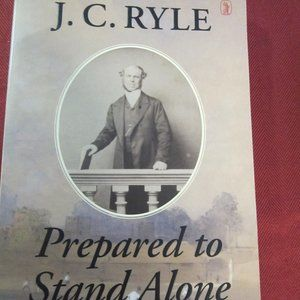 "NWT ""Prepared To Stand Alone"" SC 1st ed 2016"